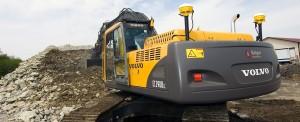 SITECH Trimble GCS900 Controlled Excavator