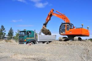 SITECH Trimble Grade Control Excavator