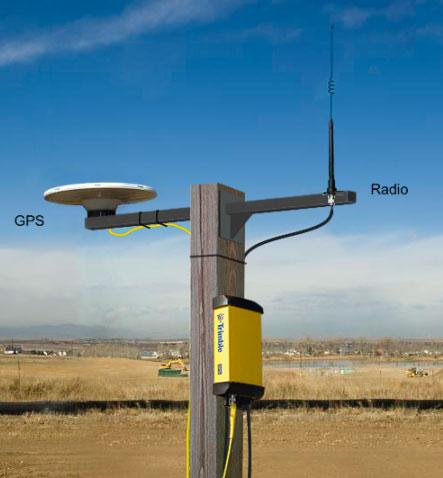 SITECH Trimble GPS Base Station
