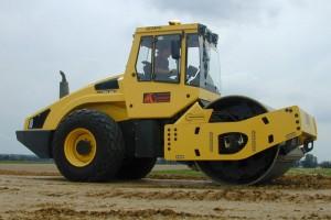 SITECH Trimble GCS Flex On Soil Compactor