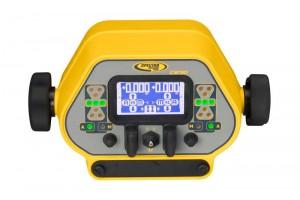 Compact Machine Laser Grade Control Lift & Tilt