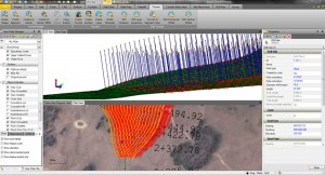 SITECH Trimble DPS900 Screenshot