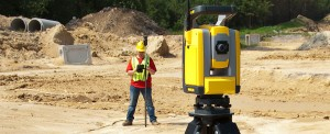 SPS720 SITECH Trimble Total Controller Station