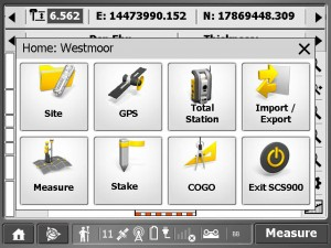 SCS900 Site Essential Software