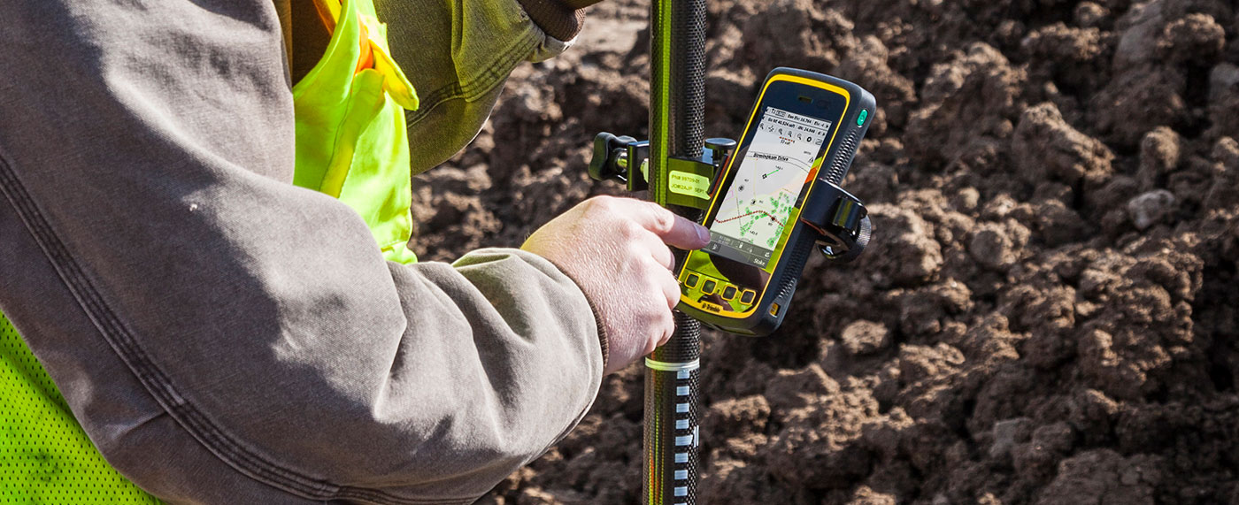 SITECH Trimble Site Mobile