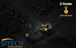 Sitech Trimble Earthworks For Excavators
