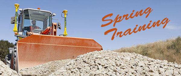 SITECH Spring Training