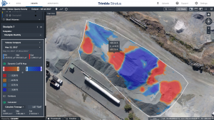 Trimble Stratus For Aggregate